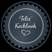 Felix`Kochbook Logo