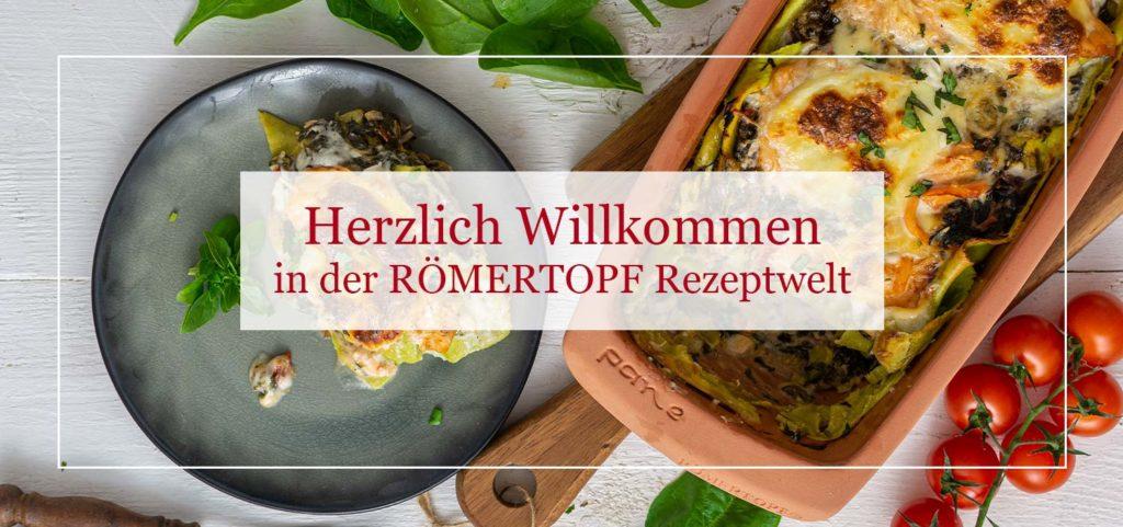 Römertopf Rezeptwelt Titelbild